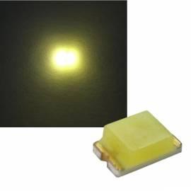 SMD Leds 0805 warmweiß ~3000K 3,0-3,2V 20mA - Bild vergrößern