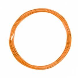 10m flexible Litze ORANGE 0,04mm² / 0,5mm, Dekoder - Bild vergrößern