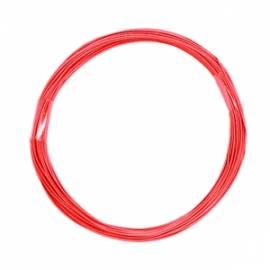 10m flexible Litze ROT 0,04mm² / 0,5mm, Dekoder - Bild vergrößern
