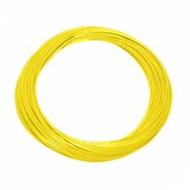 10 Meter flexible Litze / Kabel GELB 0,09mm² - Bild vergrößern