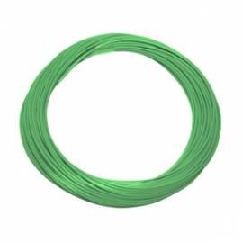 10 Meter flexible Litze / Kabel GRÜN 0,09mm² - Bild vergrößern