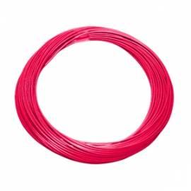 10 Meter flexible Litze / Kabel ROT 0,09mm² - Bild vergrößern