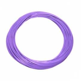 10 Meter flexible Litze / Kabel VIOLETT 0,09mm² - Bild vergrößern