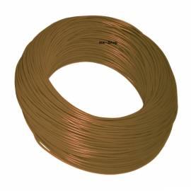10 Meter Bund Kabel 1,5mm² BRAUN - Bild vergrößern