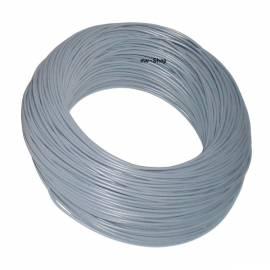 100 Meter Bund Kabel 2,5mm² GRAU im Karton - Bild vergrößern