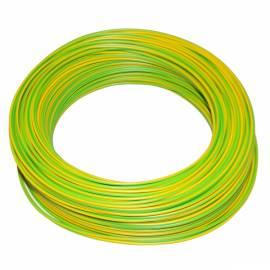10 Meter Bund Kabel 2,5mm² GELB/GRÜN - Bild vergrößern