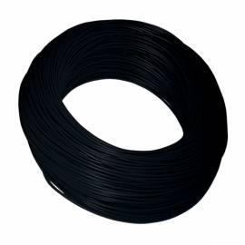 10 Meter Bund Kabel 1,0mm² SCHWARZ - Bild vergrößern