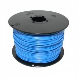 100 Meter flexible Litze / Kabel BLAU 0,14mm² - Bild vergrößern