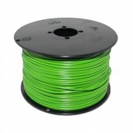 100 Meter flexible Litze / Kabel GRÜN 0,14mm² - Bild vergrößern