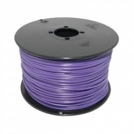 100 Meter flexible Litze / Kabel VIOLETT 0,14mm² - Bild vergrößern
