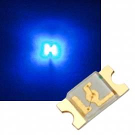 SMD Led 1206 blau ~470nm 2,7-2,8V 20mA - Bild vergrößern