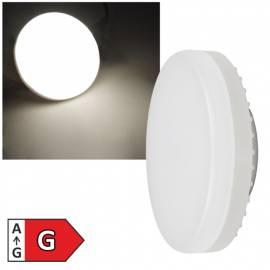 LED GX53 Leuchtmittel -LS-353nw- neutralweiß 260lm 230V 3W | 75x24mm - Bild vergrößern