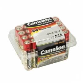 24er Pack Micro Batterien Camelion -Plus Alkaline- AAA / LR03 1,5V - Bild vergrößern