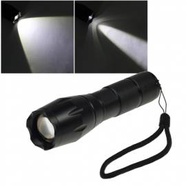 10 Watt HighPower LED Taschenlampe -CTL10 Zoom- 350lm fokussierbar dimmbar - Bild vergrößern