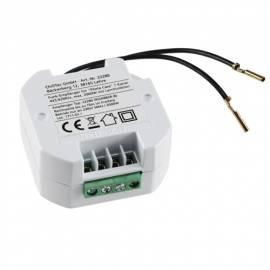 Funk Schaltempfänger WS -Pilota Casa 22280- zur Montage am vorhandenen Schalter zB. Lichtschalter - Bild vergrößern