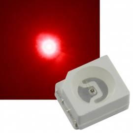 SMD Led 3528 PLCC2 rot 620~625nm 1,9-2,3V 20mA - Bild vergrößern