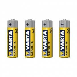 4er Pack Batterien VARTA Typ AA Mignon LR6 R6 Stilo 2006 - Bild vergrößern