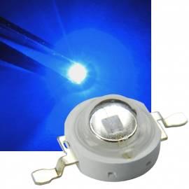 1 Watt HighPower Led -hp1w-b- blau 460 ~ 470nm 35~45lm 3,3-3,5V 350mA - Bild vergrößern