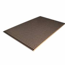 Streifenraster Experimentierplatine Platine 160x100mm - Bild vergrößern