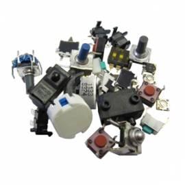 ca 30 Microschalter / Microtaster KEMO S104 - Bild vergrößern