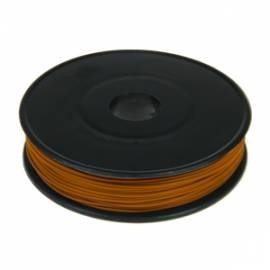 40m Litze / Kabel BRAUN 0,09mm² auf Spule - Bild vergrößern