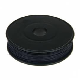 40m Litze / Kabel SCHWARZ 0,09mm² auf Spule - Bild vergrößern