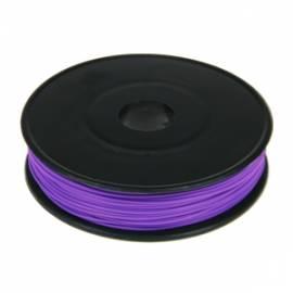 40m Litze / Kabel VIOLETT 0,09mm² auf Spule - Bild vergrößern