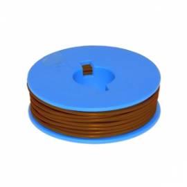 10 Meter flexible Litze / Kabel BRAUN 0,14mm² - Bild vergrößern
