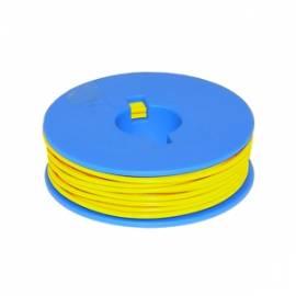 10 Meter flexible Litze / Kabel GELB 0,14mm² - Bild vergrößern