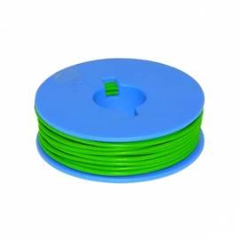 10 Meter flexible Litze / Kabel GRÜN 0,14mm² - Bild vergrößern