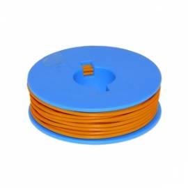 10 Meter flexible Litze / Kabel ORANGE 0,14mm² - Bild vergrößern