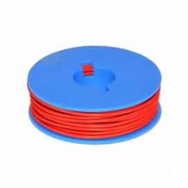 10 Meter flexible Litze / Kabel ROT 0,14mm² - Bild vergrößern