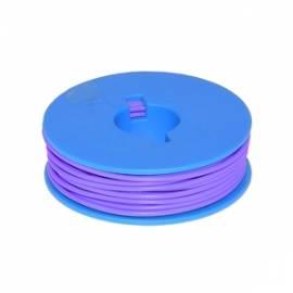10 Meter flexible Litze / Kabel VIOLETT 0,25mm² - Bild vergrößern