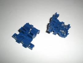2 KFZ Sicherungshalter Schneid- Klemmtechnik 0,7 - 2mm² - Bild vergrößern