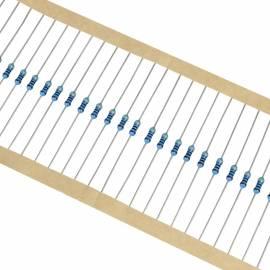 1000 Metallschicht Widerstände 470 Ohm 0,6 W 1% Typ: 0207 - Bild vergrößern