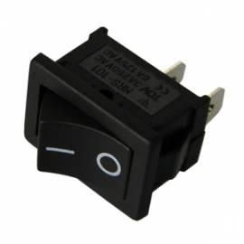 WippTaster EIN/AUS 125/250V 6/3 A 21x15mm - Bild vergrößern