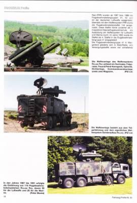 Fahrzeug-Profile 50: Flugabwehr der Luftwaffe - Bild vergrößern