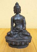 BUDDHA Shakyamuni Gautama - Statue aus NEPAL