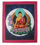 Thangka BUDDHA Shakyamuni Gautama - Nepal