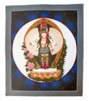 Thangka - 1000 armiger Avalokiteshvara Chenrezig - Nepal