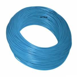 100 Meter Bund Kabel 1,0mm² BLAU im Karton