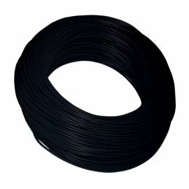 100 Meter Bund Kabel 0,75mm² SCHWARZ im Karton