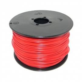 100 Meter flexible Litze / Kabel ROT 0,14mm²