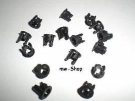 10 LedClips / Montageringe für 5mm Leds - Bild vergrößern