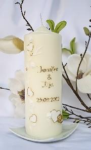 Hochzeitskerze 015