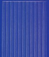 Zier-Sticker-Bogen-1004bl-glatte Ränder-blau