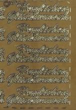 Zier-Sticker-Bogen-0029g-Herzlichen Glückwunsch-gold