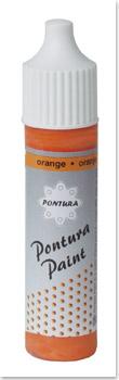 Pontura - Paint - 10ml -Volltonfarbe- 003 orange