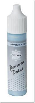 Pontura - Paint - 10ml -Pastellfarbe- 009 hellblau