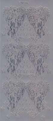 Zier-Sticker-Bogen-7002s-Engel-silber